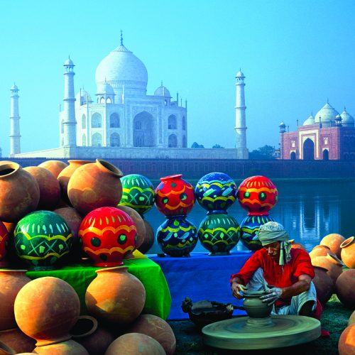 India Escorted Tour